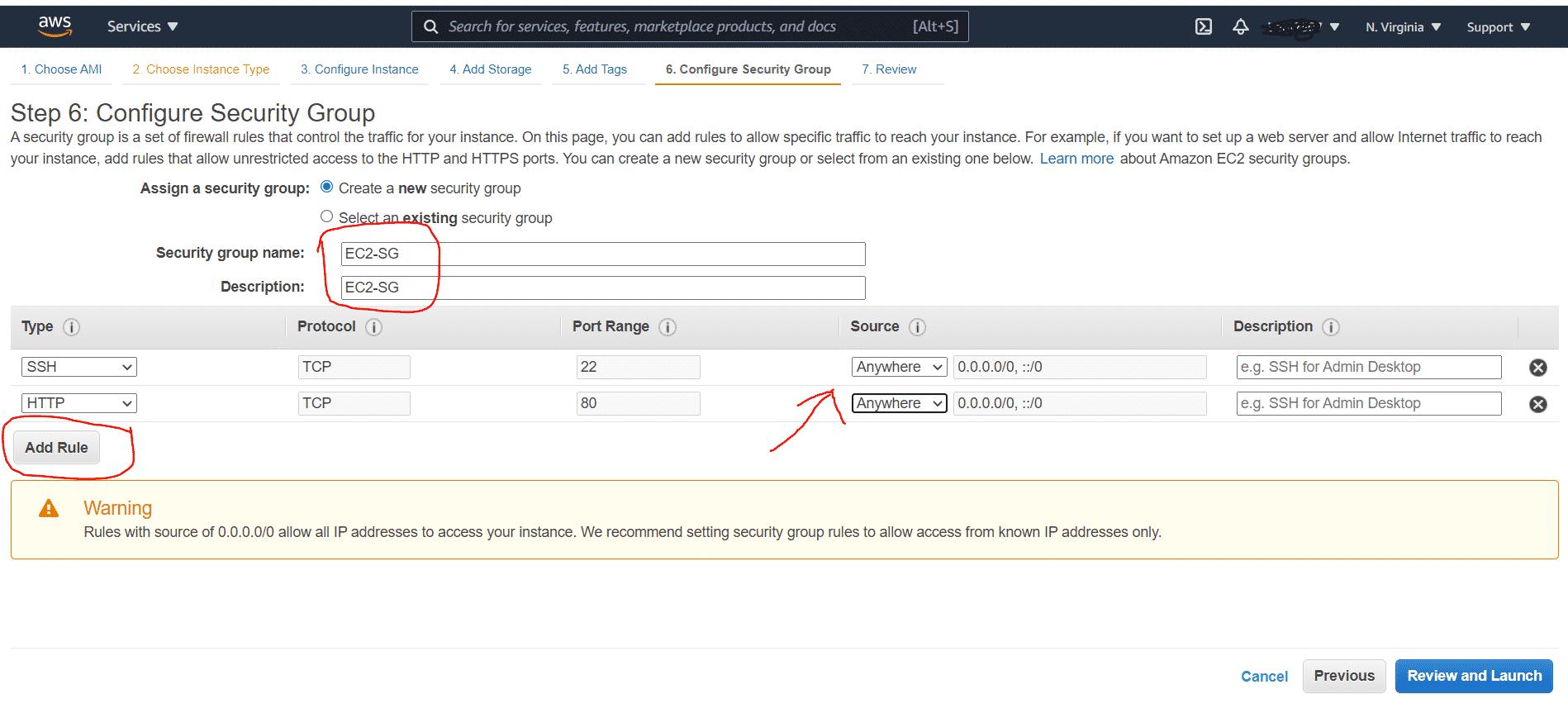 ec2 instance limit