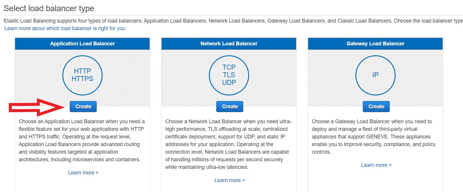 Application Load Balancer (ALB)